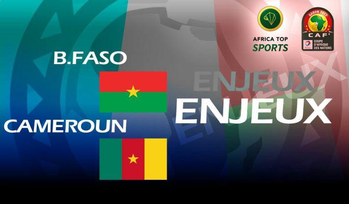 Burkina cameroun