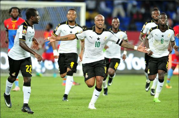 CAN 2017-ghana