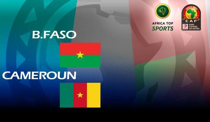 Cameroun burkina