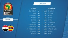 egypte vs ouganda