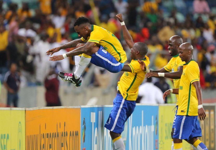 Afrique Mamelodi Sundowns remporte la supercoupe d'Afrique !