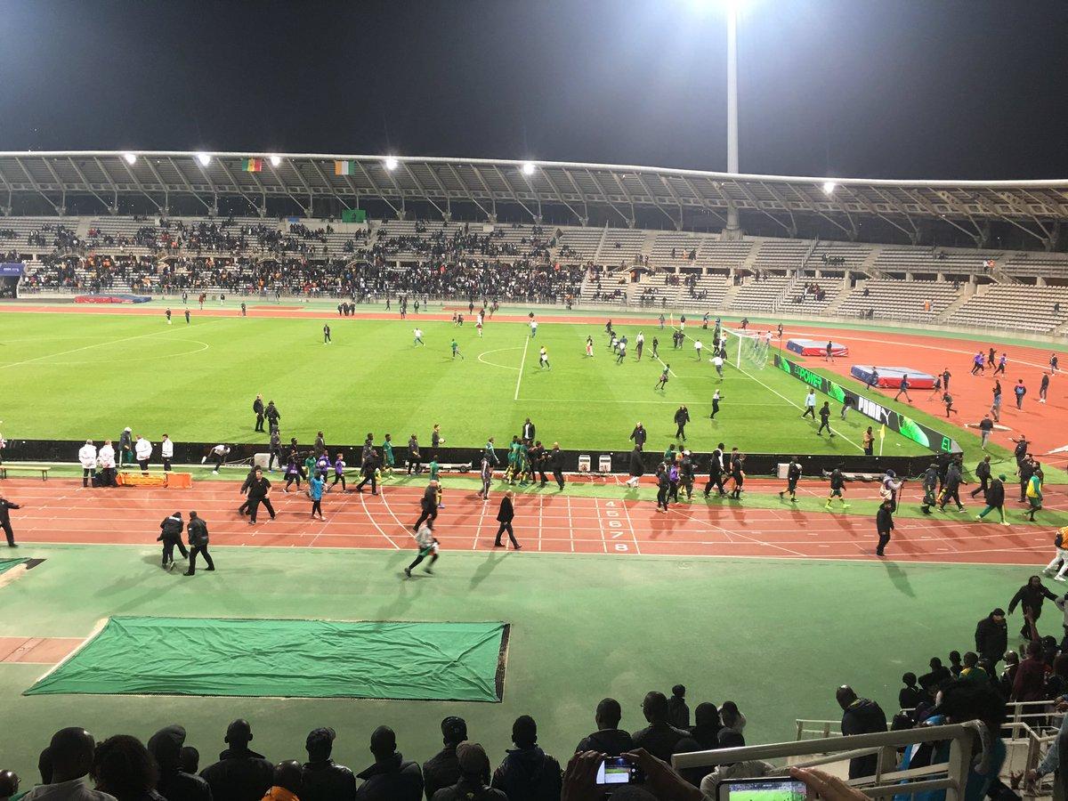 Match arrêté Sénégal - Côte d'Ivoire : La FIFA envisage d'ouvrir une procédure