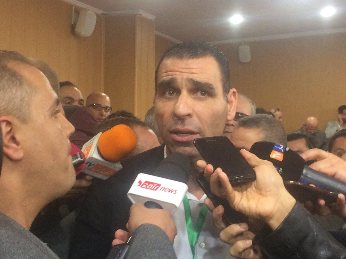 Football: Zetchi plebscité président de la FAF avec 64 voix sur 103