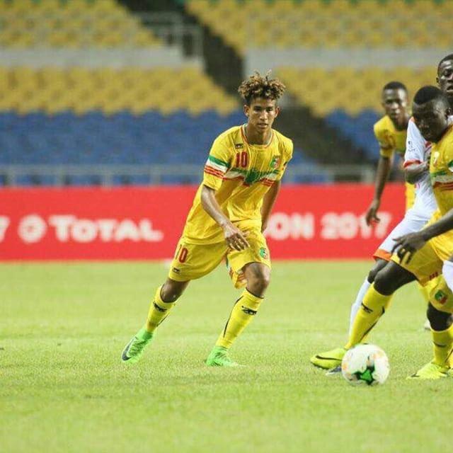 Le Mali en demi-finale