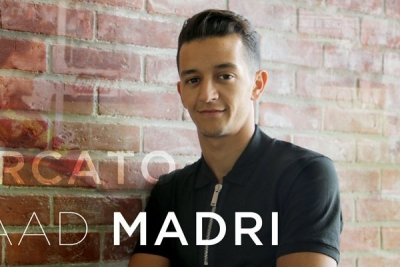 Mouaad Madri, première recrue du mercato — RC Lens