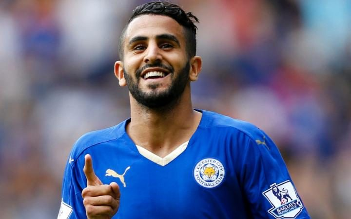 Mercato - AS Rome : L'offensive pour Mahrez continue