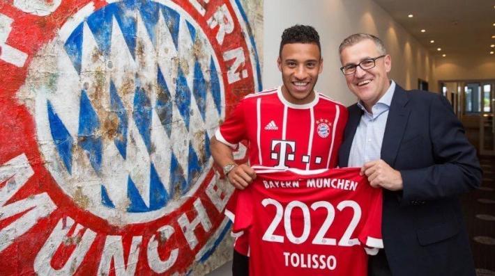 Tolisso Bayern