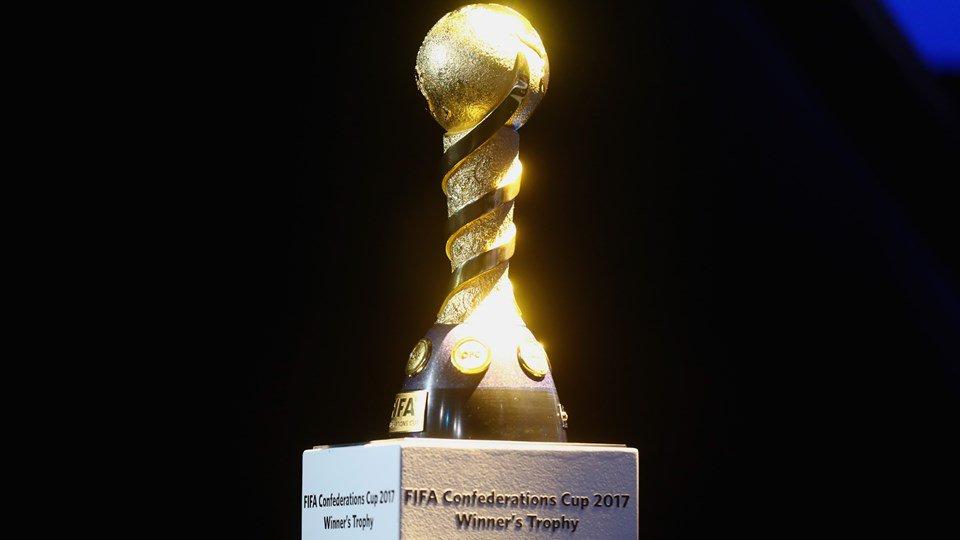 Ronaldo répond sur le terrain et douche la Russie — Coupe des Confédérations