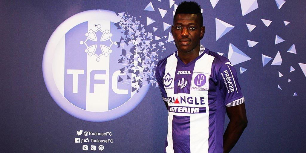 TFC : le jeune Sangaré prolonge jusqu'en 2021