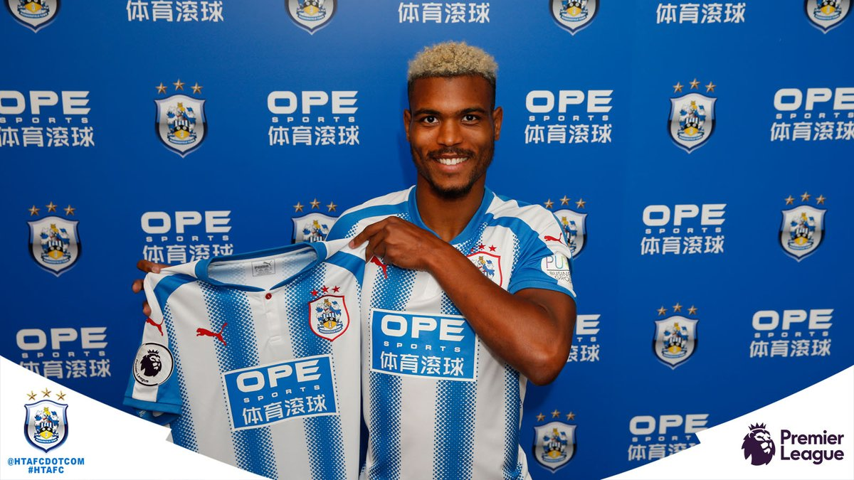 Huddersfield : Mounié s'engage et bat le record du club