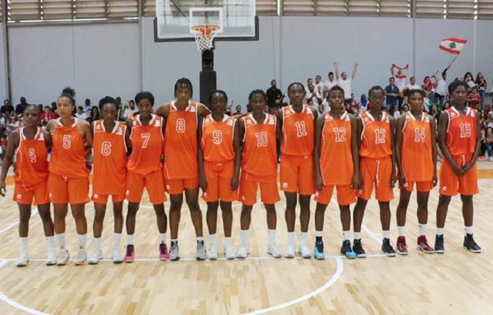 Basket-Ball Sénégal 105 Guinée 39, l'Afrobasket dames 2017 démarre fort