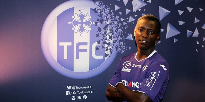 Max-Alain Gradel est de retour — Foot Afrique Toulouse