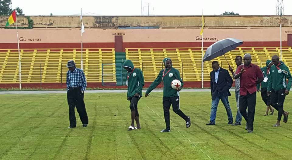 CHAN 2018 : Les Lions locaux éliminés honteusement par la Guinée