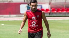 Ali-Maaloul-Ahly-Training