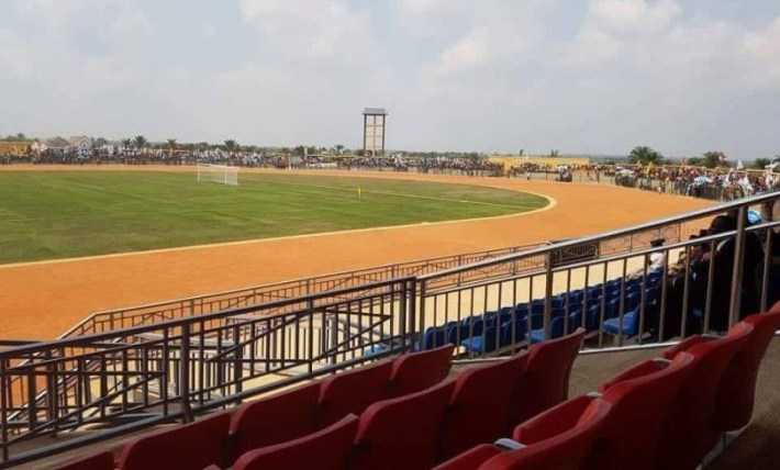 stade Joseph Kabila de Kindu