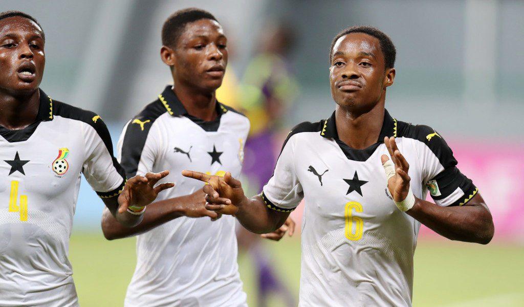 CM U17 : Le Ghana et la Colombie qualifiés en huitièmes de finale