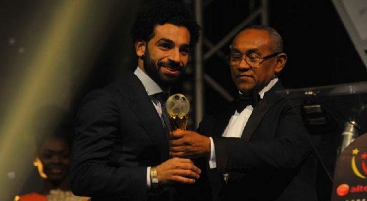 Aiteo CAF Awards 2017 : Mohamed Salah joueur africain de l'année