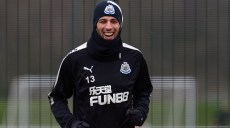 slimani newcastle bis