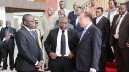 Dialogue politique en RDC