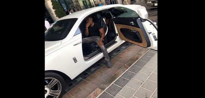04 photos personne en afrique ne poss de des voitures plus ch res que cet homme myst rieux. Black Bedroom Furniture Sets. Home Design Ideas