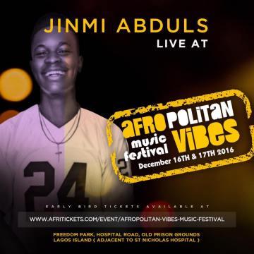 Jinmi Abduls Flyer