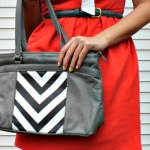 Chevron Purse DIY