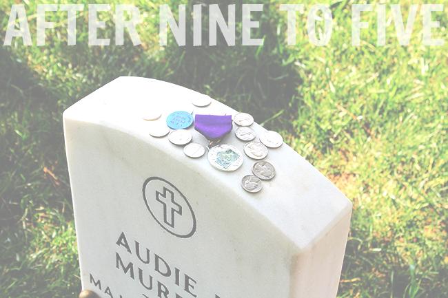 Audie L Murphy Grave