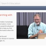 Google seach online class