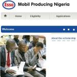 Apply for Mobil ESSO National Postgraduate Scholarship Awards 2012
