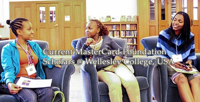 Wellesley-College Mastercard Foundation Scholarship