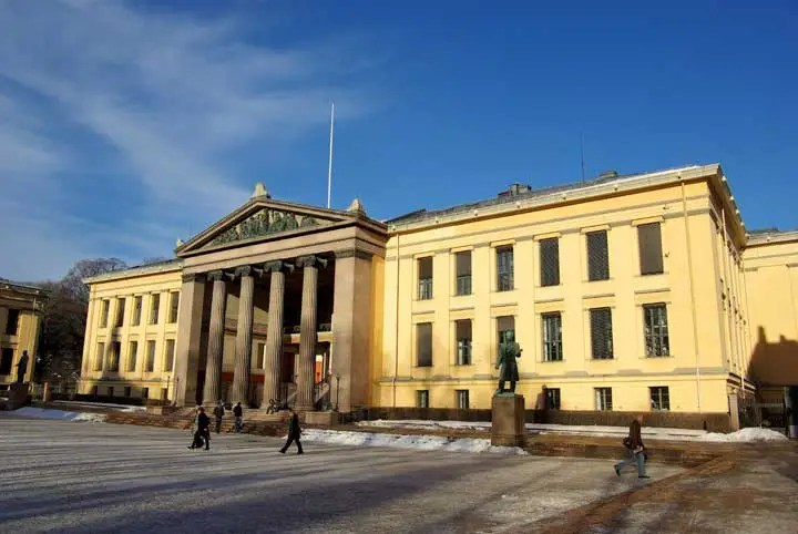 University of Oslo Norway