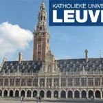 K.U. Leuven University Full PhD Scholarships for Developing Countries 2017/2018