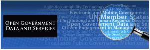 UN Open Data logo