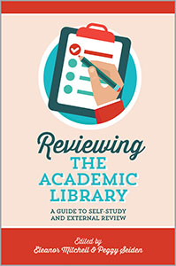 reviewing the acad. Library