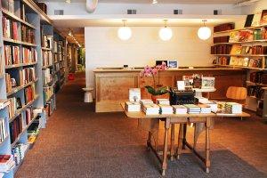 Blue Bicycle Books Charleston, SC
