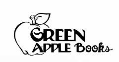 Green Apple Books logo