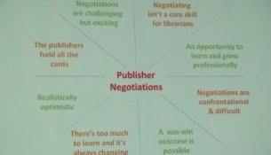 Publisher Negotiations