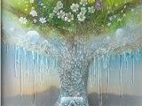 Tree of life(スリガラス 6号)⇒売却済み