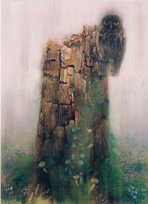緑衣-森で待ってる