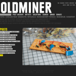 THE GOLDMINER PROJECT - an anthropological approach to observing the practices of visual artists_1316553030566