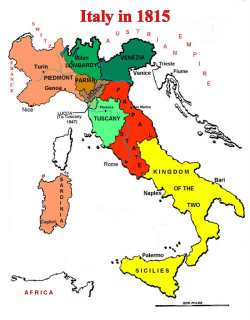 italy and german unification essay outline