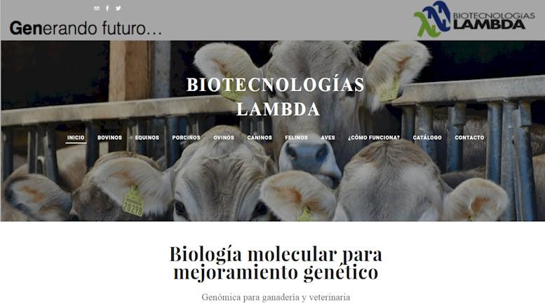 Lambda: Biología molecular y genómica para la ganadería colombiana