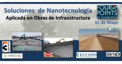 Empresarios del sector Infraestructura pueden bajar costos y beneficiarse de la Nanotecnología