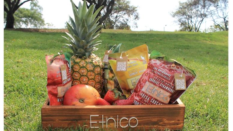 Étnico: frutas liofilizadas de Colombia para el mundo