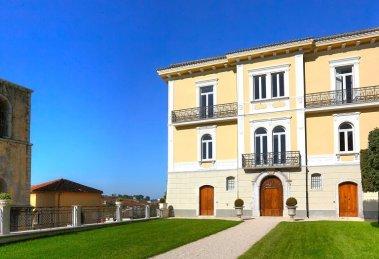 Palazzo Vittoli a Castelfranci
