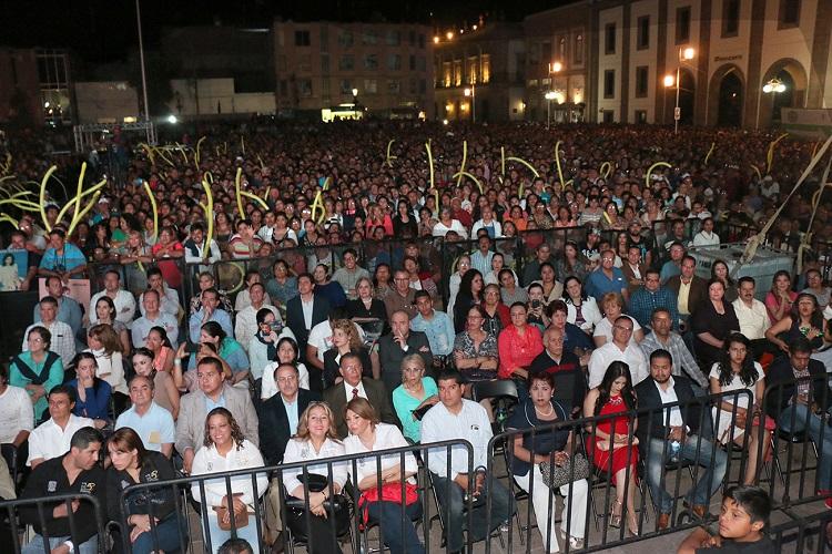 Más de 65 mil personas han asistido a los eventos del Festival de la Cantera