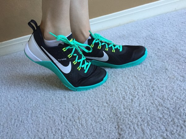 Nike Womens Metcon 1 In BlackHyper Jade Review Thoughts Versus