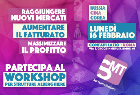 Workshop albergatori