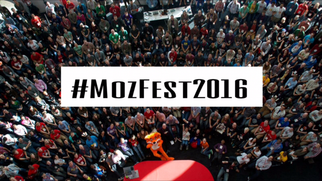 Agi K #Mozfest2016
