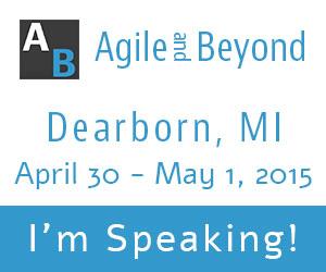 Jake Calabrese Speaking at Agile & Beyond in Detroit, MI